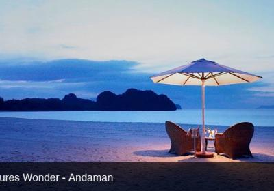 Exotic Andaman with Neil Island